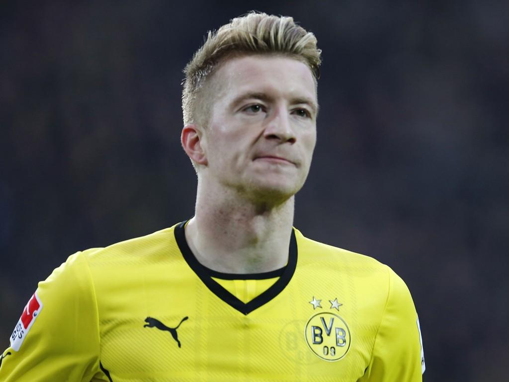 POPULÆR: En rekke klubber følger situasjonen til marco Reus nøye.