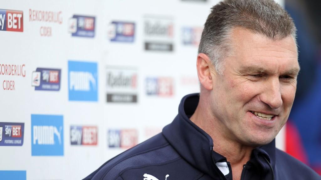 Nigel Pearson blir viktig for Leicester denne sesongen.