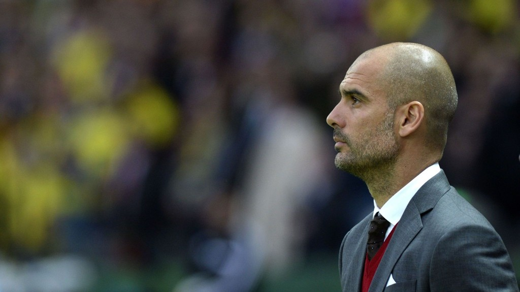 FÅR NYTT VERKTØY: Pep Guardiolas Bayern München bruker Prozone og får nå også tilgang til databasen til Football Manager.