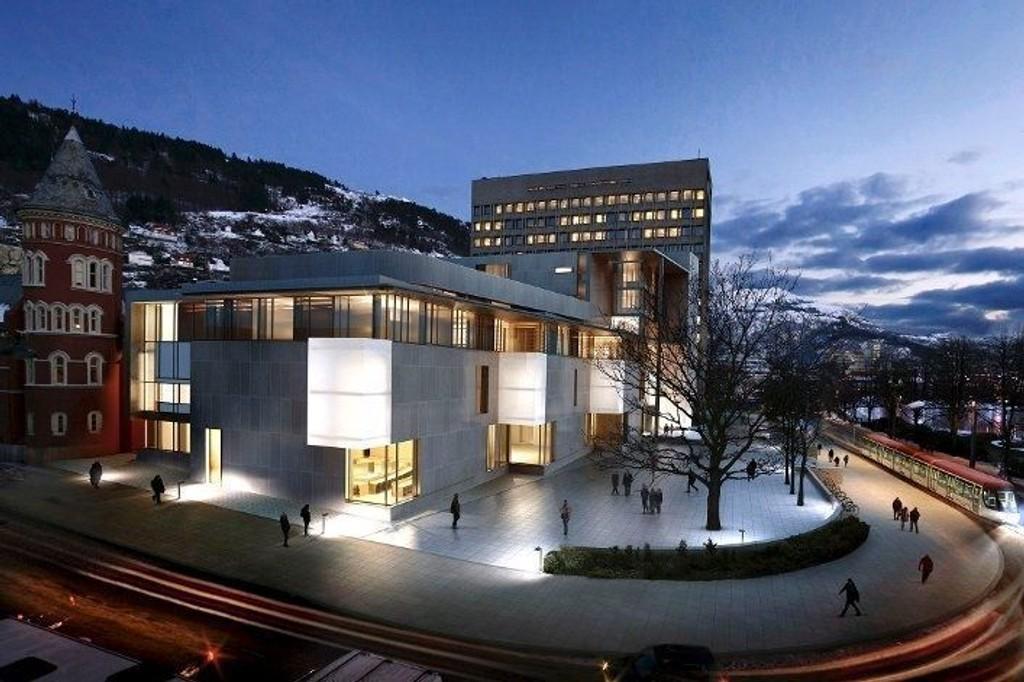 Gulating Lagmannsrett i Bergen.