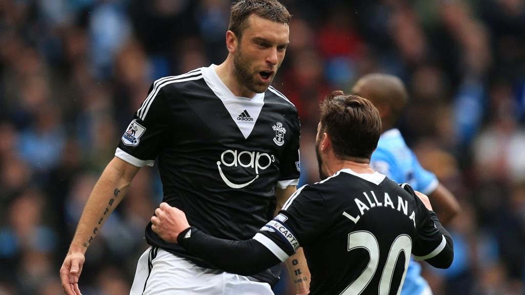 Både Lambert og Lallana har forlatt klubben til fordel for Liverpool.