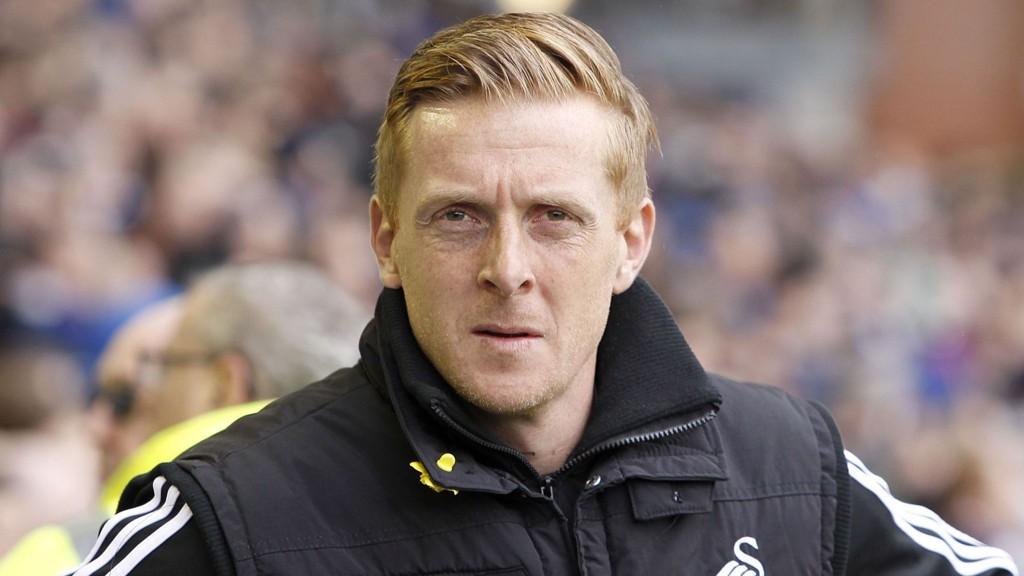 Garry Monk har nå blitt Swansea-manager.