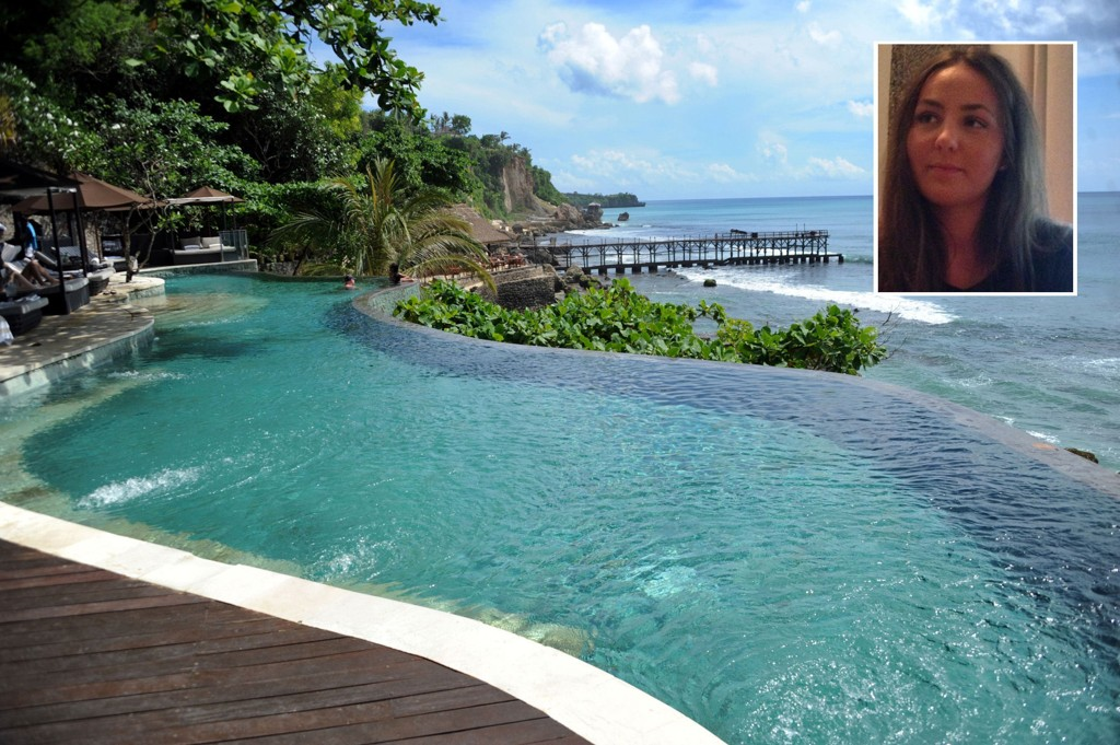 Ingeborg Helgerud (20) stortrivdes på Bali, men forteller at studentene fikk beskjed om hva de ikke måtte oppsøke.