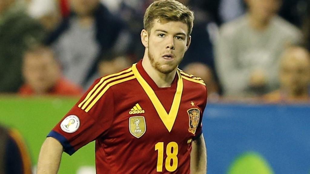 - TIL LIVERPOOL: Alberto Moreno ser ut til å signere for Liverpool.