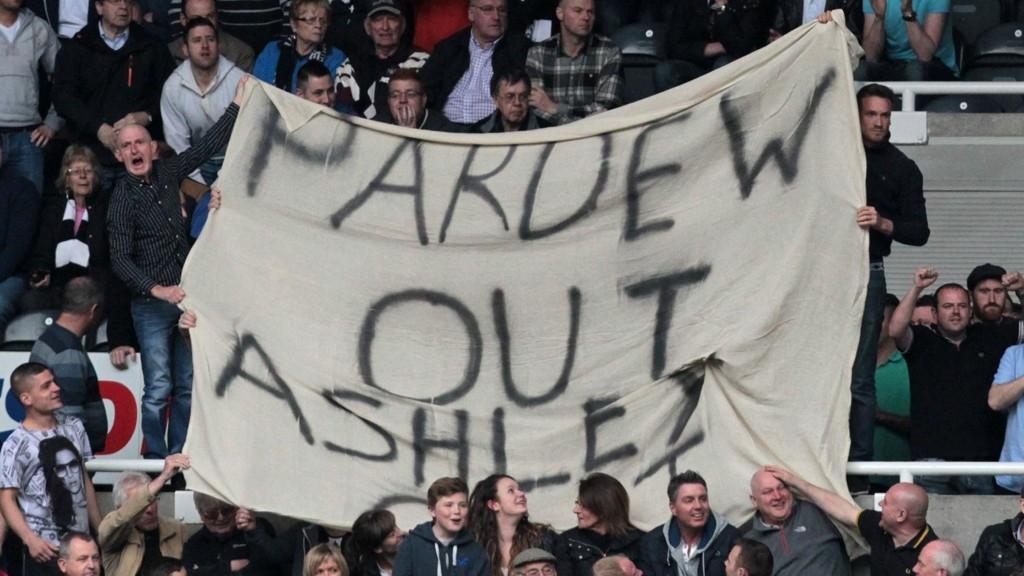 En begredelig sesongavslutning gikk på tålmodigheten løs i Newcastle.