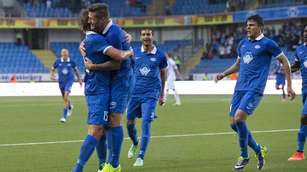 Molde har spilt fire kamper på rad uten seier.