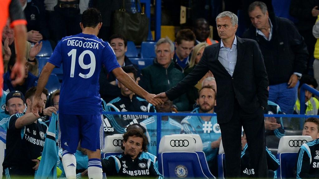 Mourinho har en viktig signering i Diego Costa.
