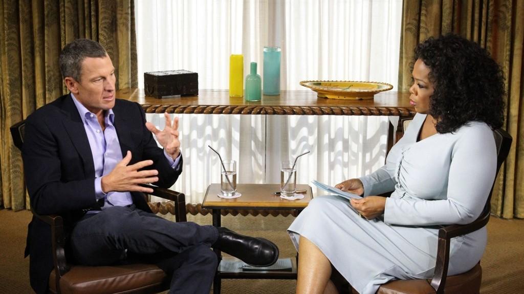 ERKJENTE DOPING: I et TV-intervju med Oprah Winfrey innrømte Lance Armstrong at han brukte doping de sju gangene han vant Tour de France.