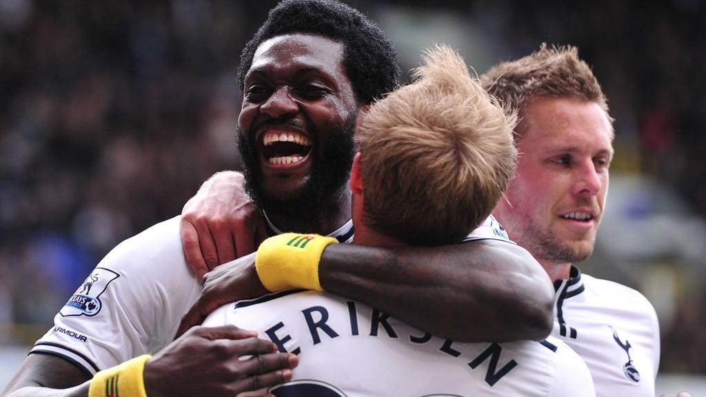 Tottenham er et av lagene som skal i aksjon på Tippekupongen.