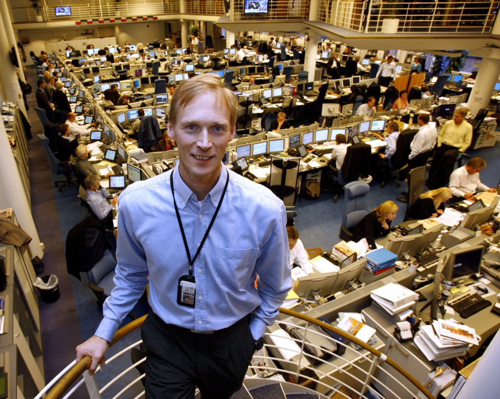 Seniorøkonom Kyrre Aamdal i DnBNOR, her i DnB ser for seg at skattekutt vil gi fart på Norge igjen.
