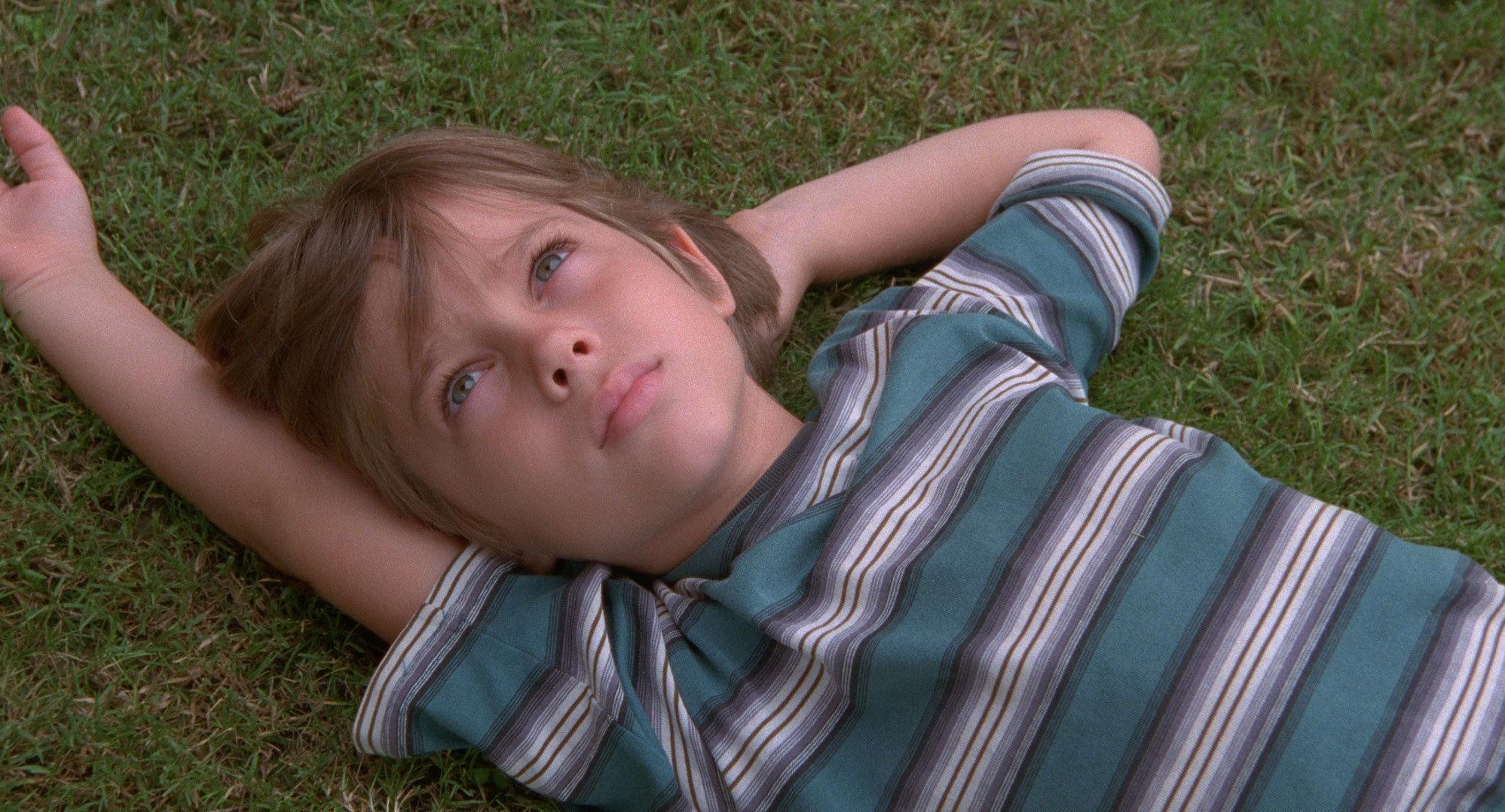 ELLAR COLTRANE er aktuell i Boyhood.