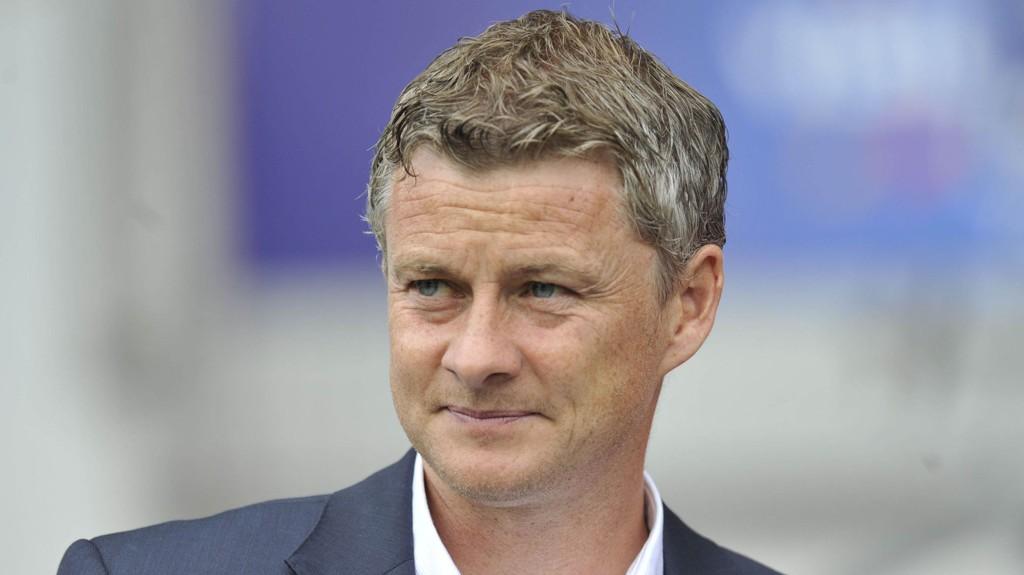 BLIKKET FESTET PÅ OPPRYKK: Ole Gunnar Solskjær rykket ned med Cardiff i sin første sesong i klubben. Han er sterk i troen på at sesong to vil ende med opprykk.