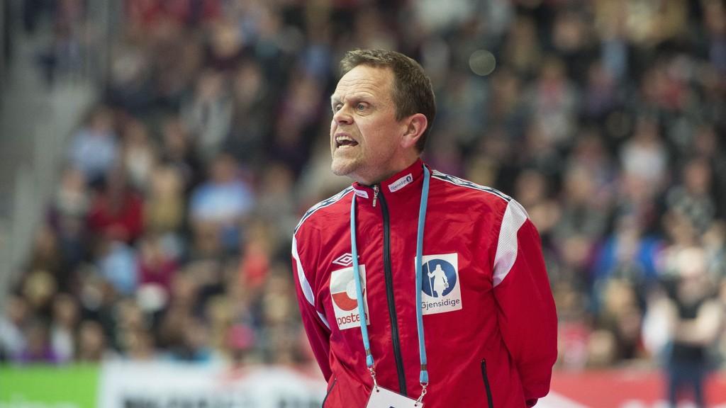 BER OM HJELP: Thorir Hergeirsson.