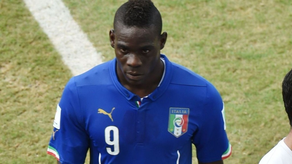 TILBAKE? Mario Balotelli kan være på vei tilbake til Premier League.