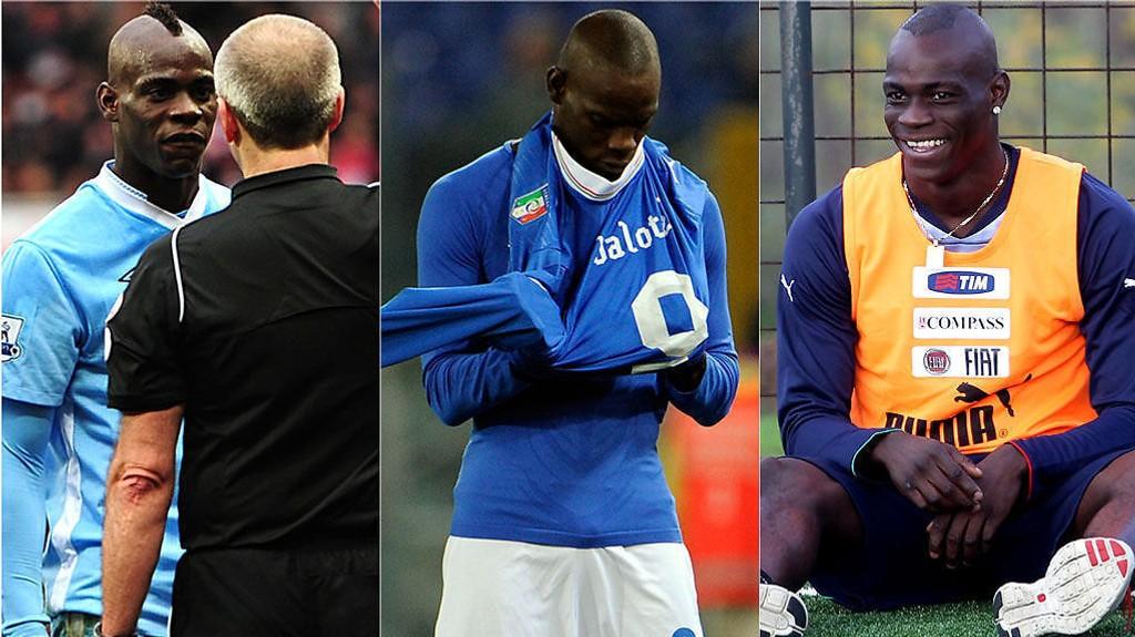 GENI, SPRØ, GODGUTT ELLER PØBEL? Alle har en mening om Mario Balotelli. Selv tipper vi han ikke bryr seg et gram om hva andre mener.