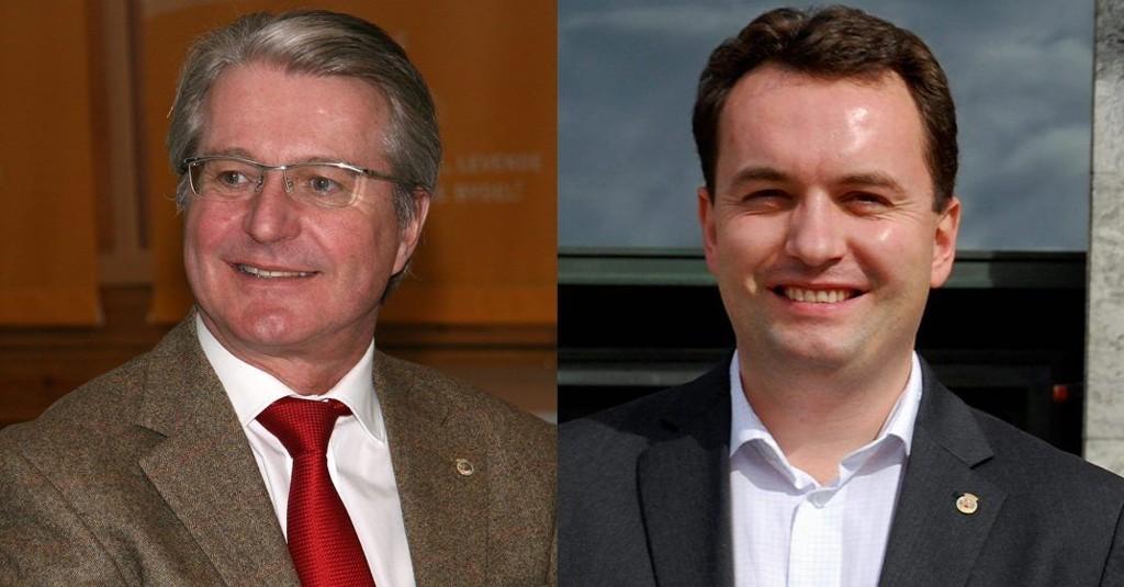 Både Fabian Stang og Stian Berger Røsland er så populære i eget parti at de allerede nå har fått fornyet tillit.