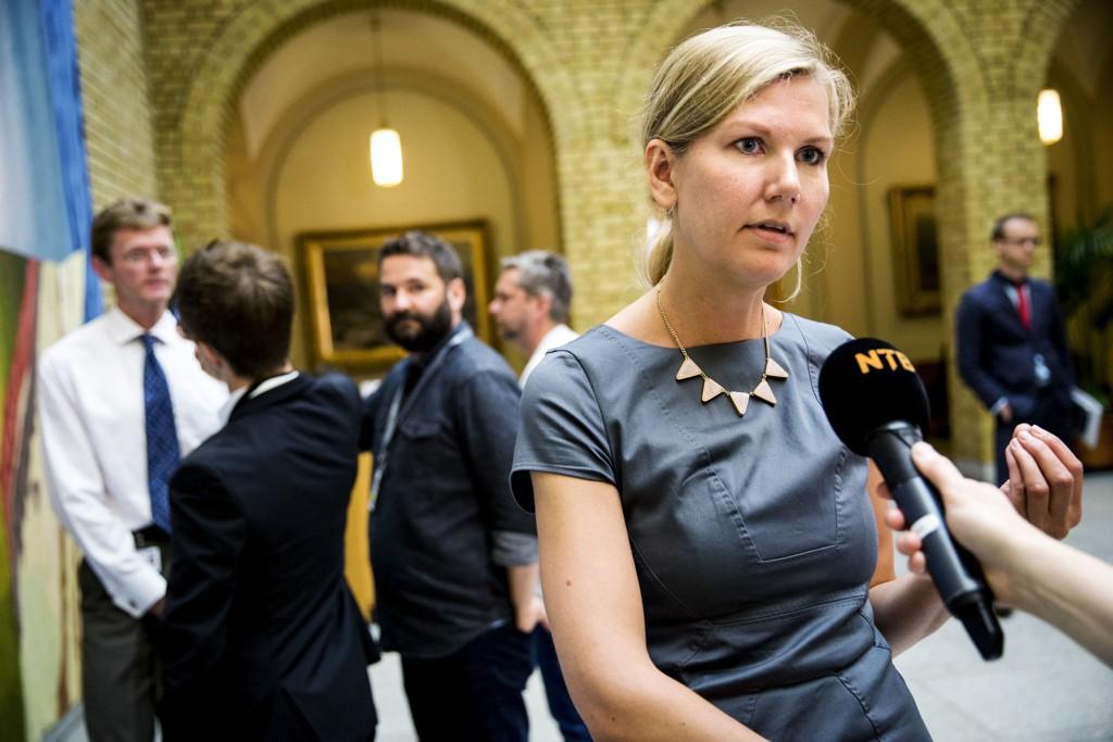 Første nestleder i finanskomiteen på Stortinget, Marianne Marthinsen (Ap).