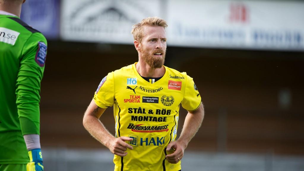 """Christian """"Chippen"""" Wilhelmsson har vendt """"hjem"""" til Mjällby.Foto: www.maif.se"""