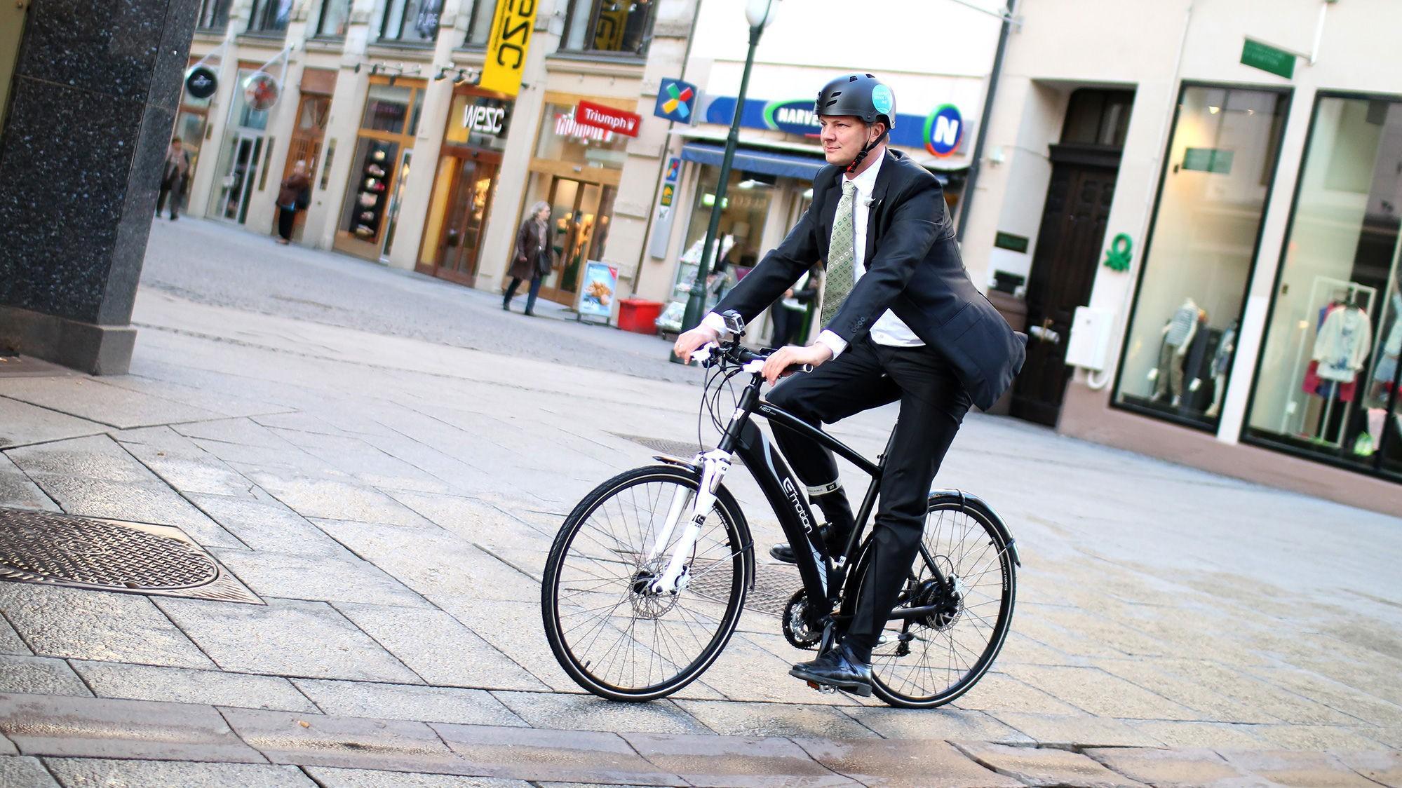 hvilken sykkel skal jeg velge