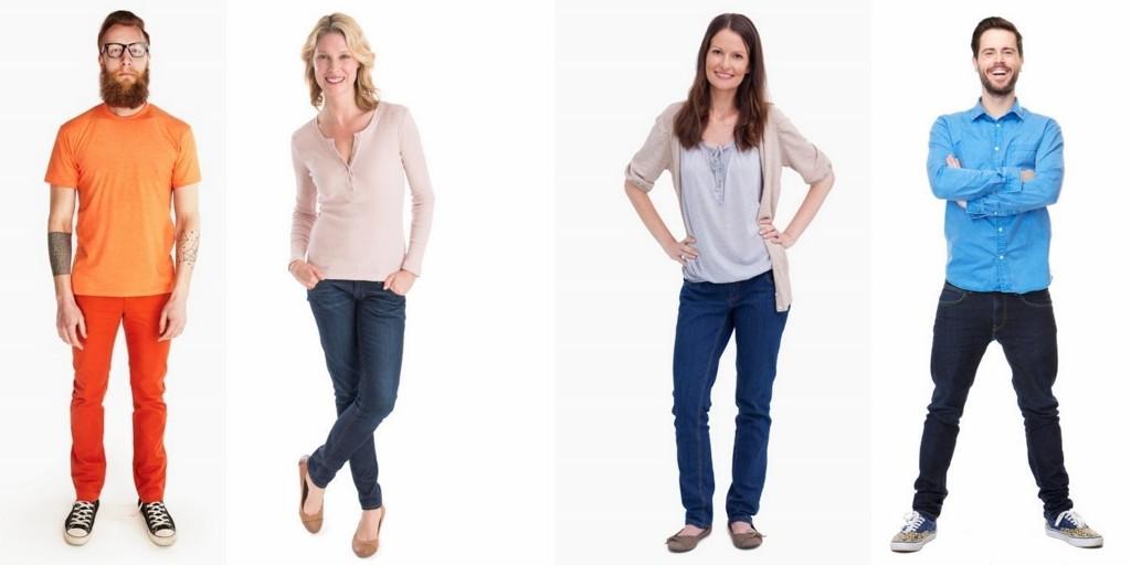 hvordan sy inn bukser i livet