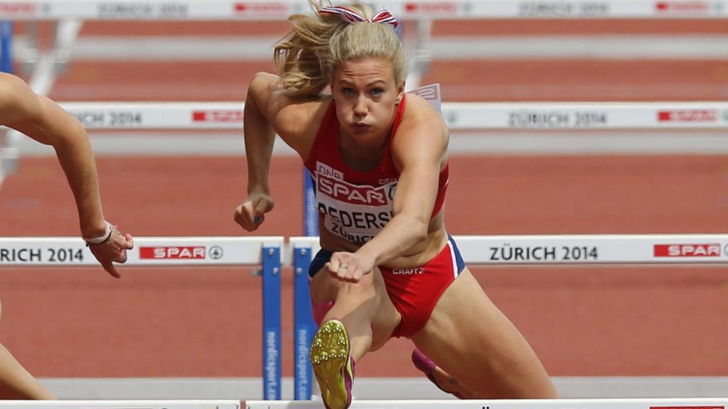 Isabelle Pedersen innfridde med nytt NM-gull.