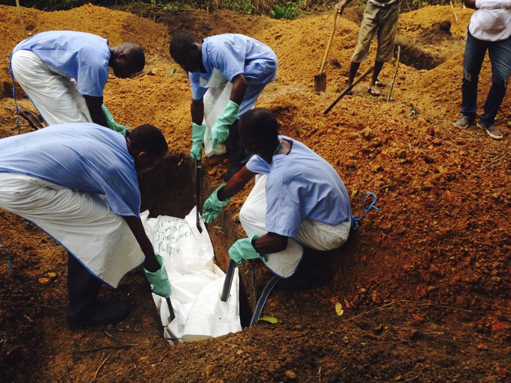 DØDELIG: Siden februar har ebolaviruset kostet 1427 mennesker livet i Vest-Afrika.