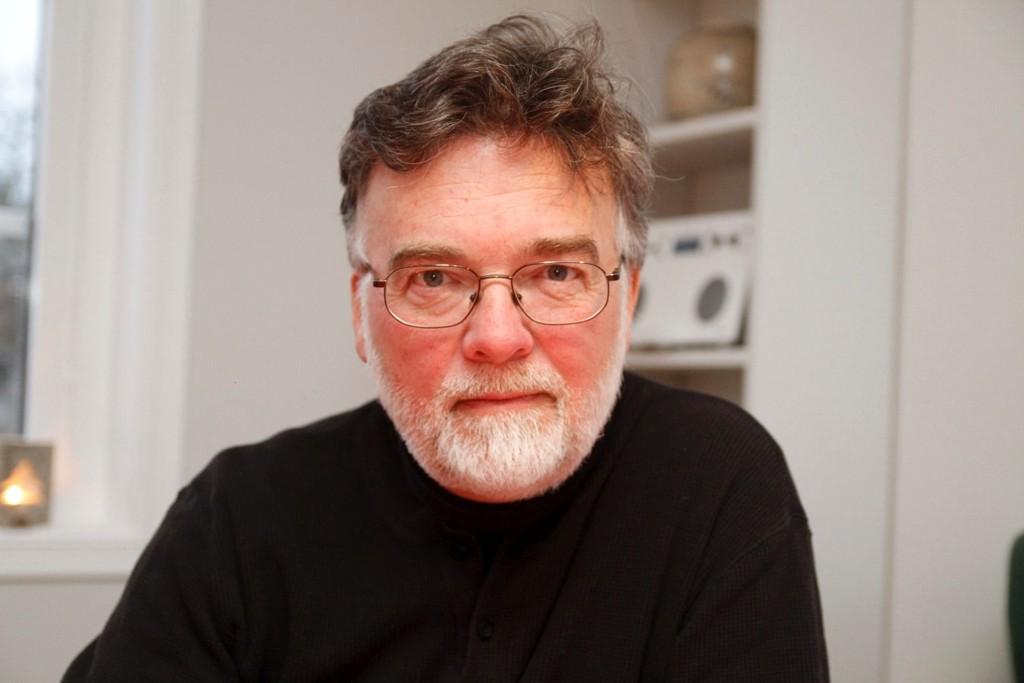 NY BOK: Forfatter Knut Lindh mener Jan Wiborg ble drept i København i 1994.
