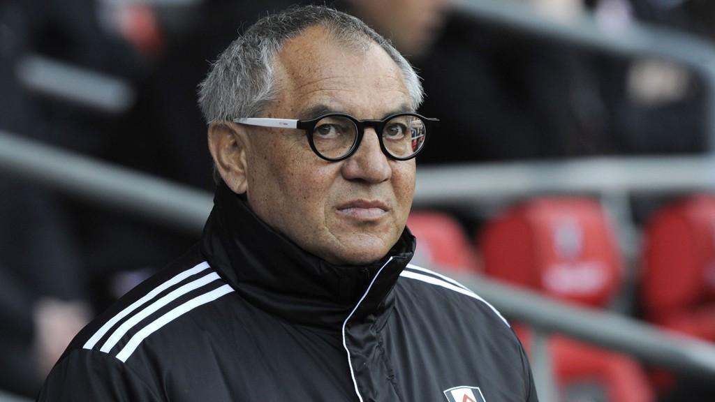 Felix Magath ble hentet inn for å redde Fulham fra nedrykk i februar. Det klarte ikke tyskeren, og årets sesong i Championship har startet katastrofalt dårlig.
