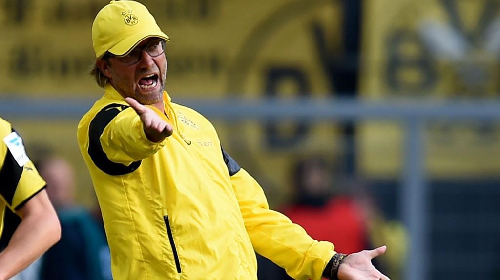 Jürgen Klopp hadde mye å klage over i serieåpningen.