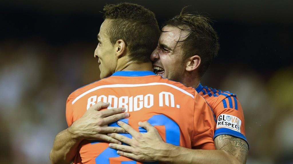 Valencias Rodrigo er av mange sett på som et hett talent.