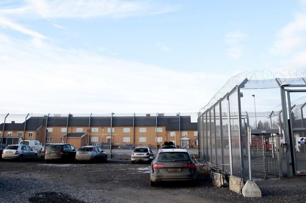 KASTET UT 20: 20 personer som kunne være knyttet til ekstrem islamisme ble pågrepet og umiddelbart kastet ut av Norge etter terroralarmen i juli. Bildet: Det lukkede asylmottaket på Trandum.