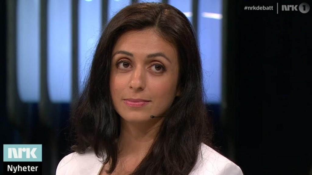 Lederen i justiskomiteen måtte tåle kritikk for å være selvsentrert torsdag. Det avviste hun at hun er.