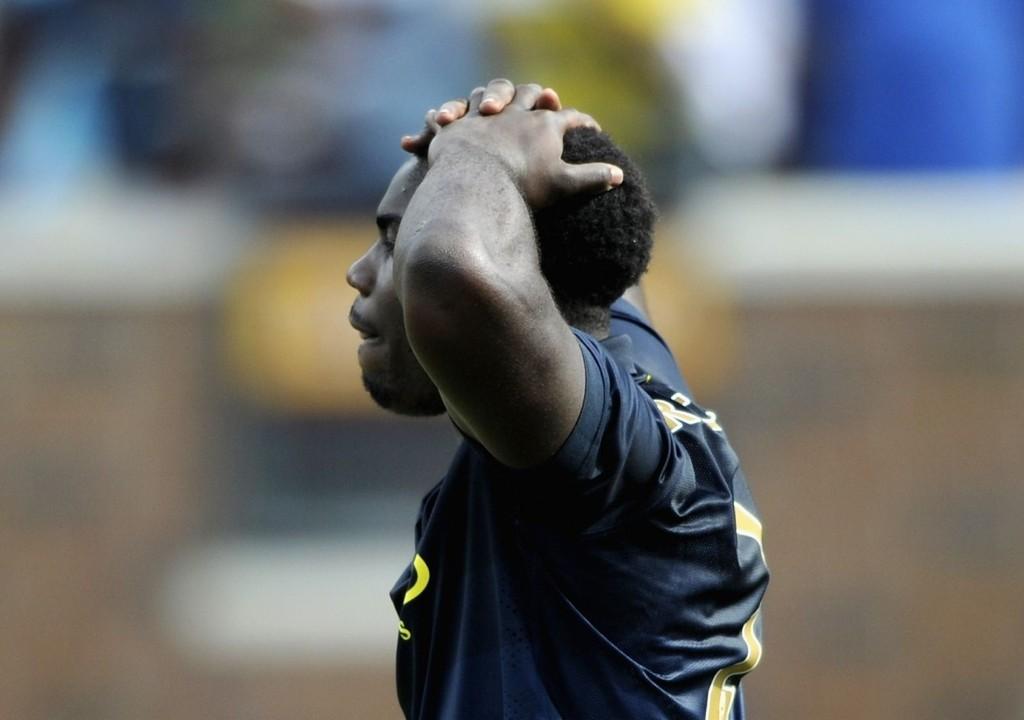 PÅ VEI BORT: Micah Richards er ikke med i Manchester Citys tropp denne sesongen.