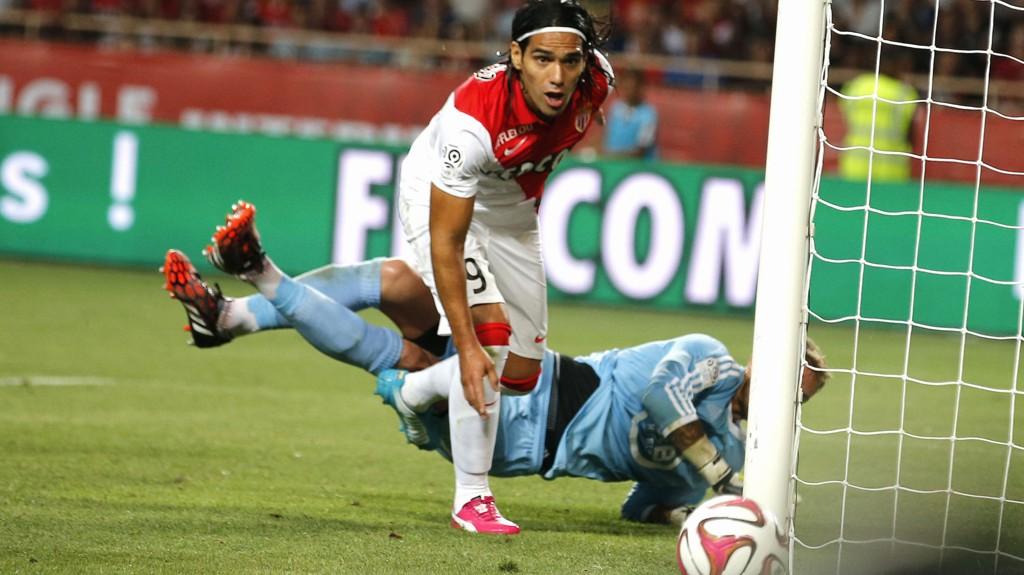 Radamel Falcao mistet både VM og halve sesongen for Monaco grunnet en kneskade. Nå er han tilbake for fullt og har scoret to mål på tre kamper i Ligue 1.