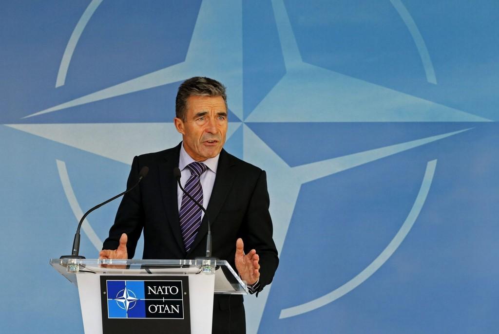 NATOs avtroppende generalsekretær Anders Fogh Rasmussen leder alliansens toppmøte i Wales om en knapp uke.