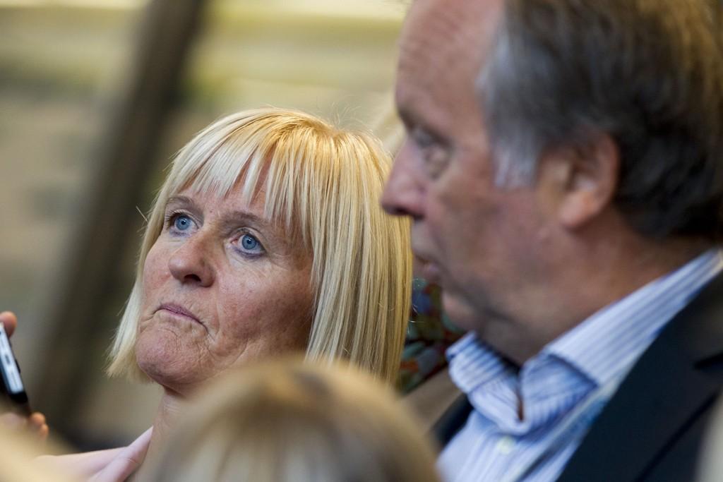 Uten enighet mellom Utdanningsforbundets leder Ragnhild Lied og KS' forhandlingsleder Per Kristian Sundnes går enda flere lærere ut i streik 1. september.