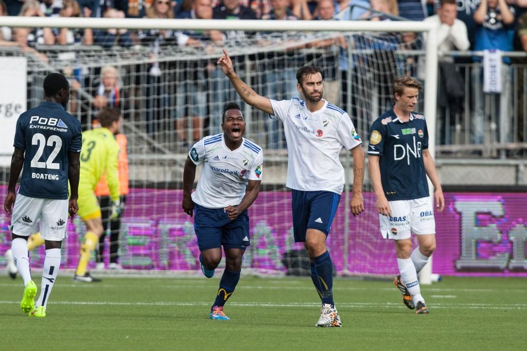 8ab340aa Magne Hoset har fått en flott en flott start i Stabæk-trøya etter  overgangen fra