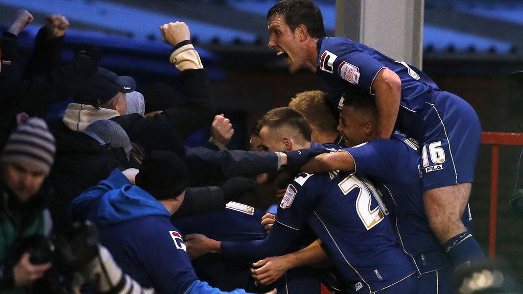 Får Oldham-spillerne grunn til å juble i kveldens Football League Trophy-oppgjør mot Bradford?