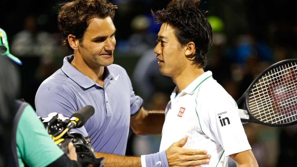 Kei Nishikori var vår outsider i mandagens åttedelsfinale mot Milos Raonic, og japaneren innfridde til fine 1,93 i odds.