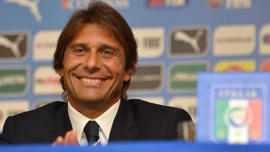 Etter tre år i Juventus, har Antonio Conte tatt på seg en enda større treneroppgave.