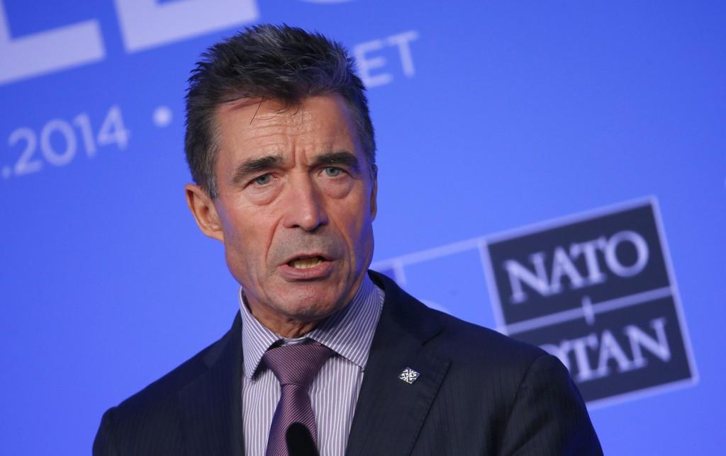 Generalsekretær Anders Fogh Rasmussen tror NATO-landene denne gangen vil gjøre som de lover og øke forsvarsbudsjettene sine. Foto: Reuters/NTB scanpix