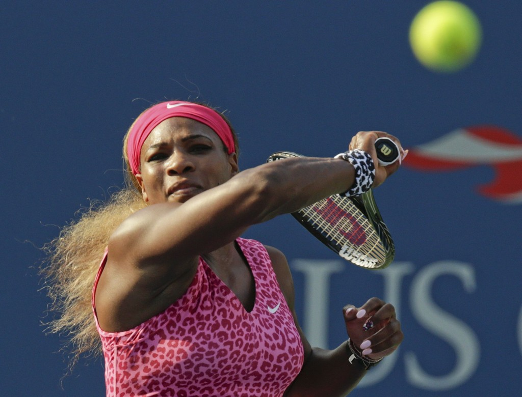 ENER: Serena Williams kan ta sin tredje strake US Open-seier.