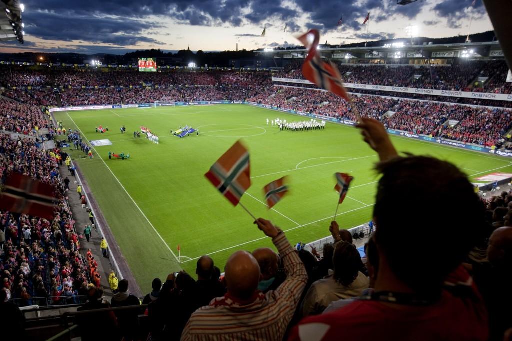 LENGE SIDEN SIST: Det er veldig lenge siden Ullevaal Stadion sist var fullsatt under en landskamp.