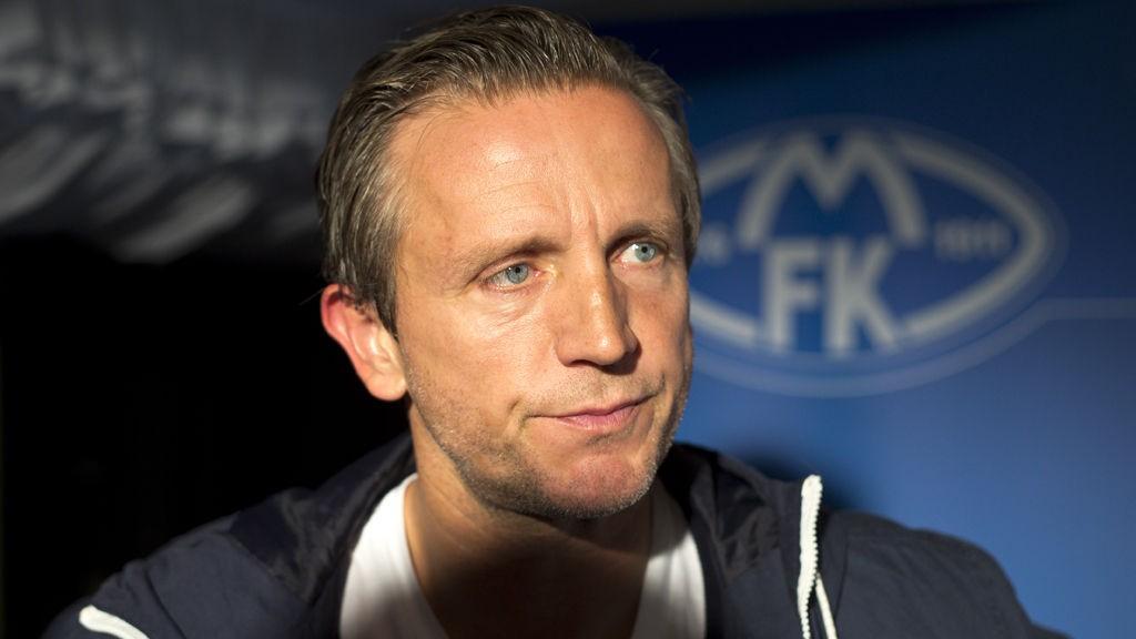 Petter Belsvik er trener for Fram Larvik.