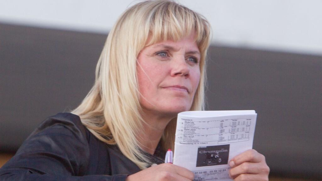 Liss-Karin Sandvik blir en nøkkelkusk for oss i dagens V65-omgang.
