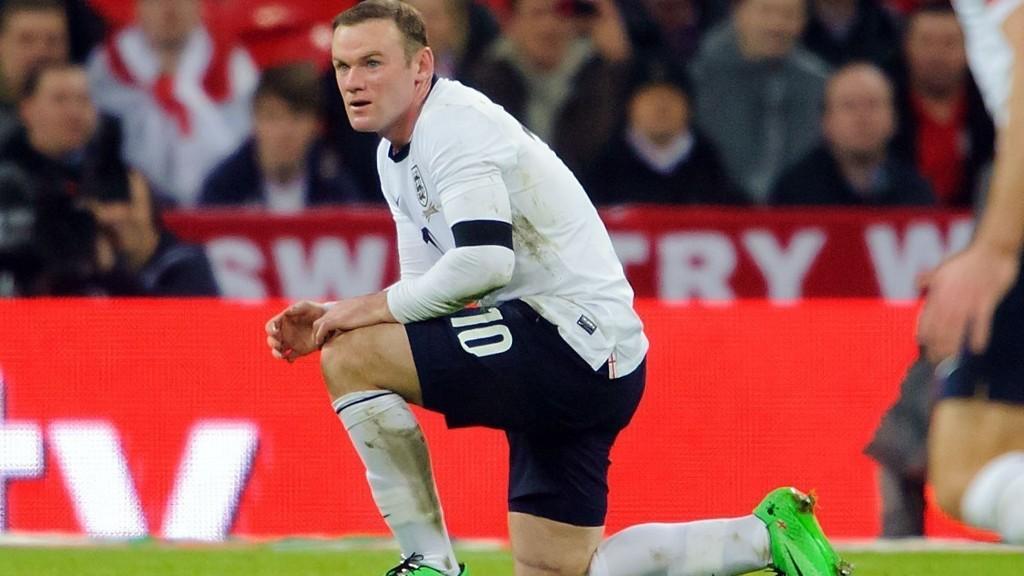 Det begynner å bli en tid siden Englands nye kaptein Wayne Rooney sprudlet på landslaget. I kveld møter han og resten av en skadeskutt tropp Sveits på bortebane i den første kampen i EM-kvaliken.