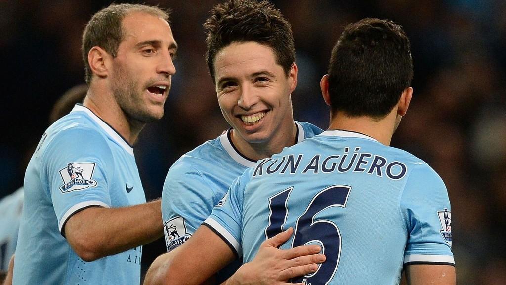 Manchester City skal ut i en vrien bortekamp mot Arsenal lørdag.