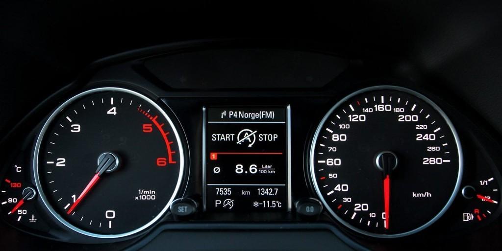 På de første kjørte 10.000 km i yrkessammenheng kan du bokføre 4,05 kroner i skatttefri kjøregodtgjørelse.