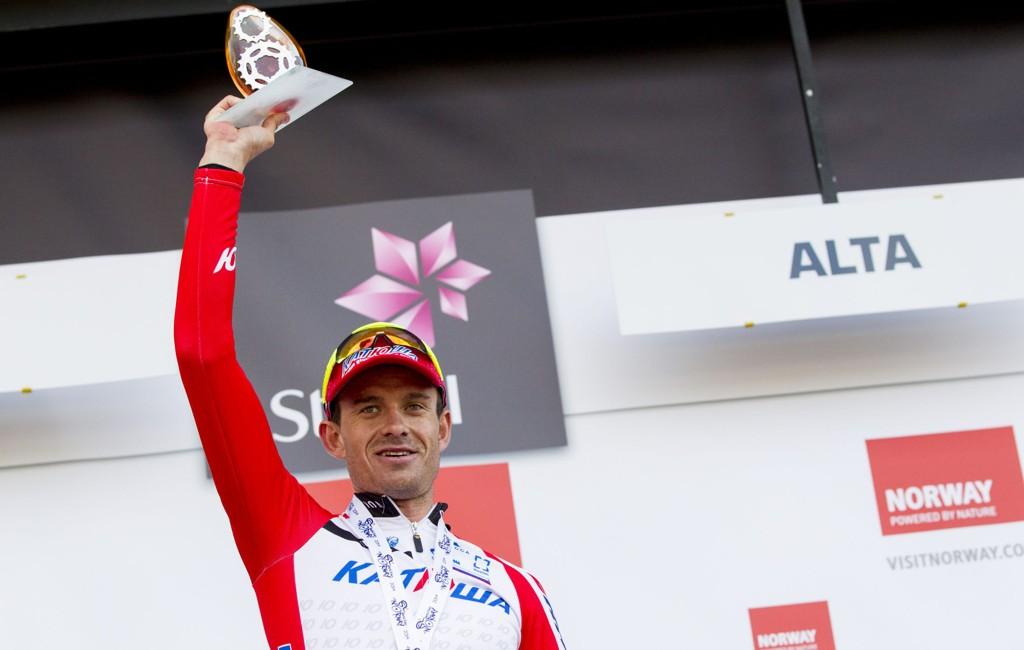 VM-HÅP: Syklisten Alexander Kristoff.