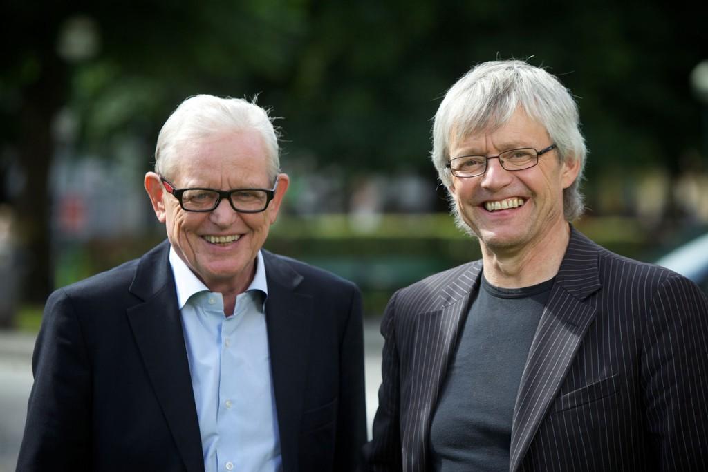 Stein Kåre Kristiansen har bestemt seg for at det ikke blir en ny runde av det politiske programmet «Kristiansen & Strand» sammen med makker Arne Strand. Bildet av de to herrene ble tatt tidligere i år i forbindelse med TV2s høstlansering.